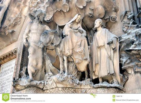 www la familia interieur nl het verhaal van kerstmis sagrada familia in barcelona