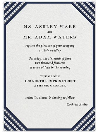 Write  Ee  Wedding Ee   Invitations Ideas With Where To Put