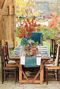20, Rustic, Thanksgiving, Table, Ideas, That, Will, Make, You, Swoon