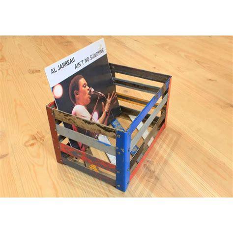 Caisse De Rangement Metal Cageot De Rangement Caisse Box Color 233 E En M 233 Tal Recycl 233 Ramsa 5