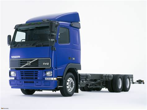 Volvo Fh12 Jpspec 19932002 Wallpapers (2048x1536