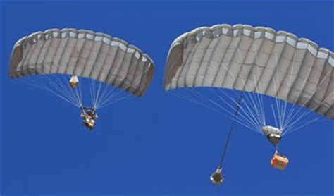 Military & Cargo Parachutes & Aerial Delivery Equipment ...