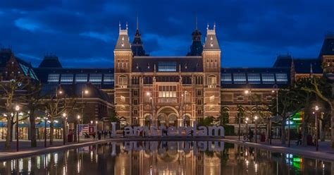 Rijksmuseum In Amsterdam by Architectuur Amsterdam