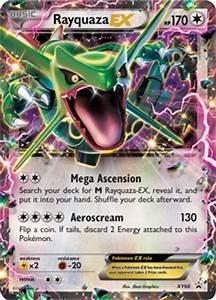 Rayquaza-EX | XY—Promo | TCG Card Database | Pokemon.com