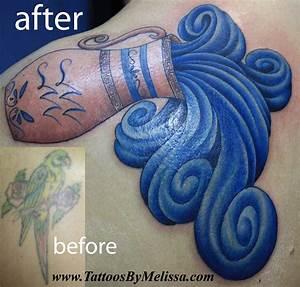 Aquarius | Atlanta Tattoo Artist Melissa Capo