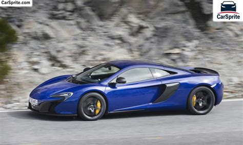 Mclaren 650s 2017 Prices And Specifications In Kuwait