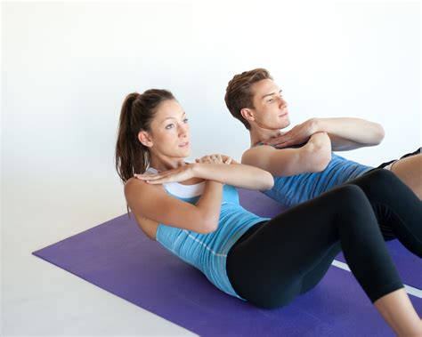 How To Do A Basic Sit Up 6 Steps (with Pictures) Wikihow