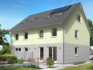 Hausbaufirmen Rheinland Pfalz : doppelhaus 128 mainz town country haus lizenzgeber ~ Markanthonyermac.com Haus und Dekorationen