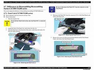 Epson Cx7300 Cx8300 Cx8400 Tx200 Tx400 Service Manual