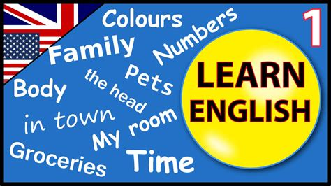 Learn English for beginners: Lesson 1 - YouTube