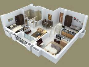 3 bedroom 3 bath house plans 25 three bedroom house apartment floor plans