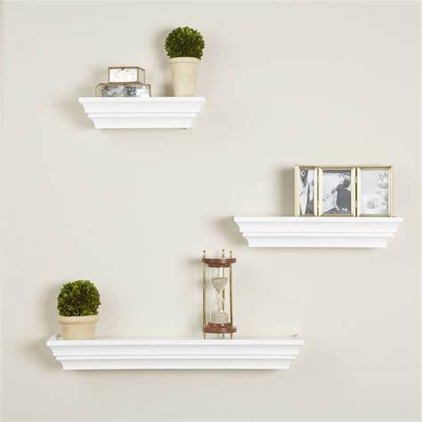 white floating shelf floating shelves insteading