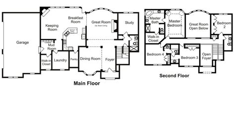 custom home builders floor plans house floor plans home floor plans custom home builders