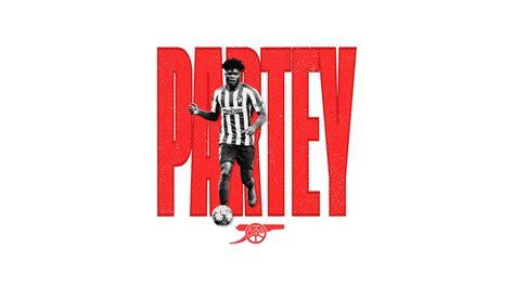 Welcome to Arsenal, Thomas Partey!   News   Arsenal.com