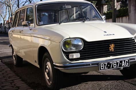 Vintage Peugeot by Peugeot 204 Voitures Vintage