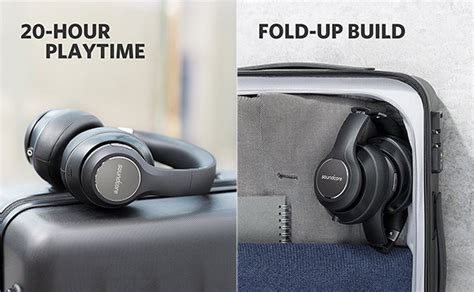 Anker Over Ear Headphones by Anker Launches New Soundcore Vortex Over Ear Bluetooth