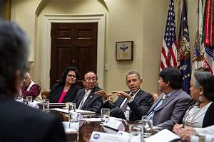 President Obama Meets with Tribal Leaders Ahead of the ...