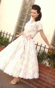 i love wedding dresses on pinterest retro vintage With van cleve wedding dresses