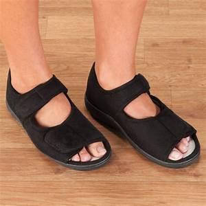 Adjustable Memory Foam Slippers - Indoor Slippers - Walter