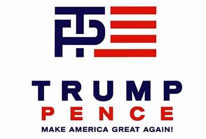 Trump Pence Salon Bee Hidden