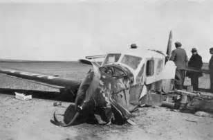 Antoine De Saint Exupery Plane Crash