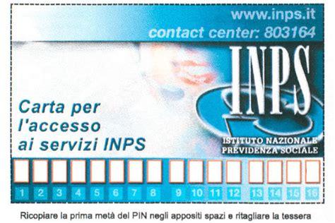 Codice Sede Inps Il Pin Inps Cos 232 A Cosa Serve Come Posso Ottenerlo