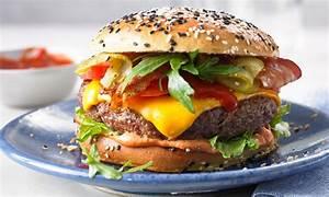 Hamburger Grillen Rezept : hamburger fleisch rezept grill gesundes essen und rezepte foto blog ~ Watch28wear.com Haus und Dekorationen