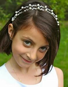 Coiffure Fille Cheveux Boucles Coiffure Petite Fille Pour Mariage