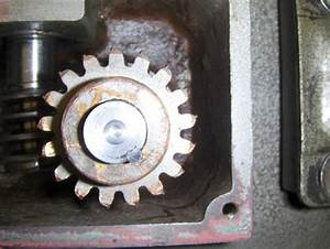 Need Help Identifying  Sourcing Replacement Worm Gear For