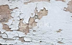 Peeling Paint On Old Wood Background Stock Photos