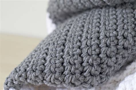 The Sweeter Side Of Mommyhood » Extra Large Chunky Crochet Blanket