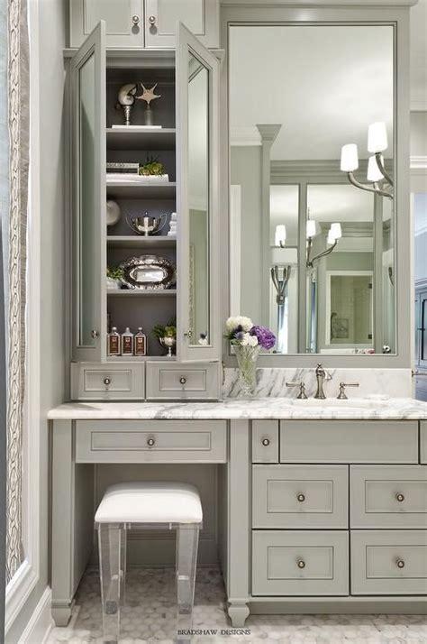 farmhouse kitchen lights best 25 gray vanity ideas on grey bathroom 3706