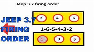 Jeep Firing Order 3 7