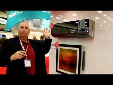 lg air conditioner  heater single zone ductless youtube
