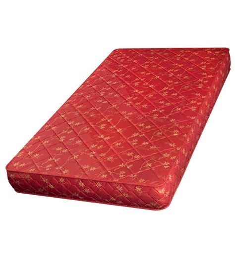 sleepwell single size spring mattress xx inches