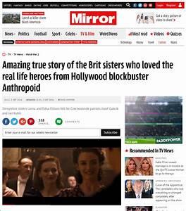 Mirror website article   News