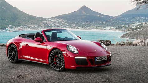 porsche 911 carrera gts porsche 911 carrera gts cabriolet 2017 review by car