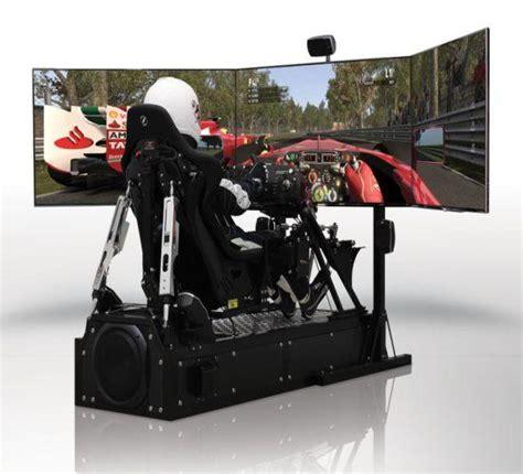 siege simulateur de conduite cxc motion pro ii simulator un simulateur de f1 à 32 000
