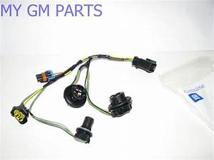 2018 Gmc Sierra Wiring Harness