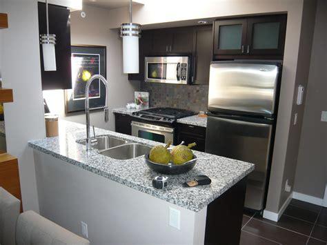 small spaces beautiful condo kitchen home improvement