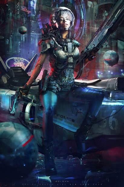 Juan Pablo Fiction Science Sci Fi Artist