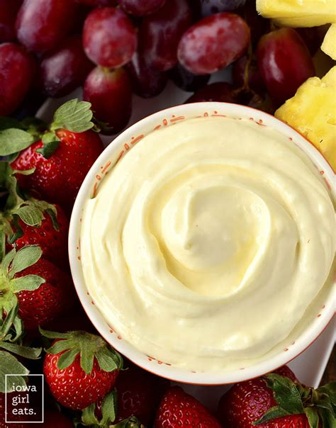 The Best Fruit Dip Ever Gluten Free Fruit Dip Recipe