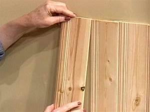 Installare pareti in legno - Le Pareti - Pareti in legno