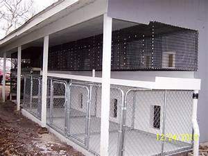 german shepherds powell kennels images frompo With prefab dog kennel buildings