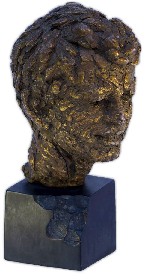 Lot Detail - Robert F. Kennedy Sculpture by Robert Berks