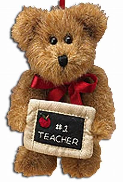 Teacher Boyds Plush Bear Teddy Bears Christmas