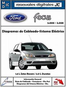 Diagramas Sistema Electrico Ford Focus 2000
