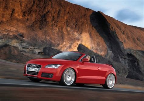 Audi Roadster Picture