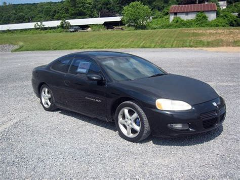 Find Used 2001 Dodge Stratus Rt Coupe 2door 30l Rare V6