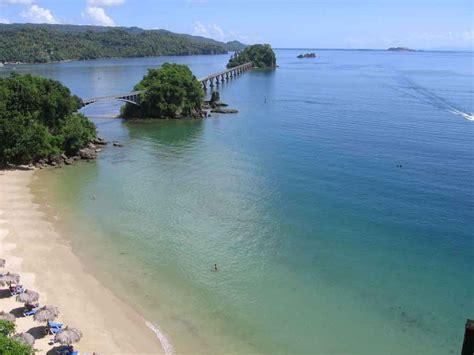 Beaches Of Dominican Republic Boca Chica Beach